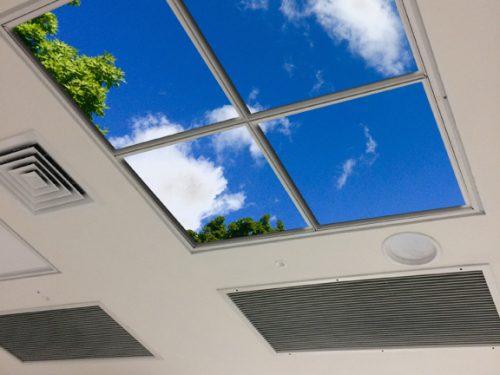 4ft x 4ft Artificial Sky LED skylight