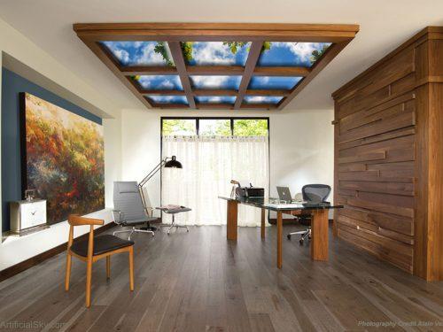 LED Skylight Home Office Ceiling